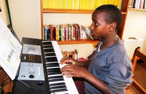 Webseite Bakari Klavier